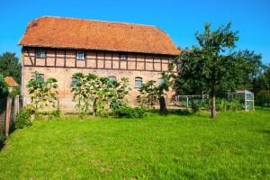 Garten vom Lachmann Hof